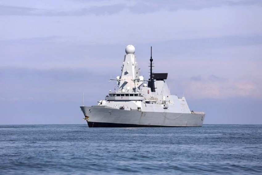 Classified UK Defence Documents With Secret Information About Warship Found At Bus Stop