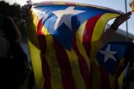 Spanish King's Visit To Barcelona Met With Jeers Amid Protests For Independent Catalonia