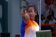 Shooting World Cup: Sensational Rahi Sarnobat Grabs 25m Pistol Gold, Manu Bhaker Finishes 7th