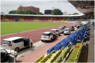 Sharad Pawar and Other Maharashtra Ministers Turn Athletic Track Into VVIP Car Park, Rijiju Calls It 'Disrespect'