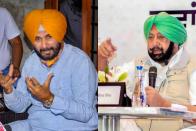 Amid Infighting In Punjab Congress, Navjot Sidhu To Meet Rahul, Priyanka Today