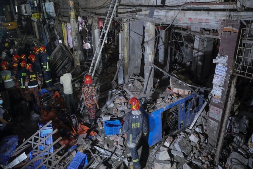 At least Seven Dead In Bangladesh Blast; Cause Unknown