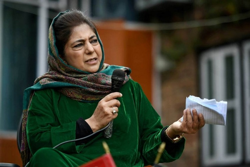 'Era Of Suppression' In J&K Must End To Make PM's Dialogue Process Credible: Mehbooba Mufti