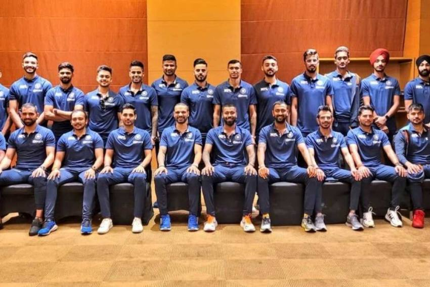 SL vs IND: Shikhar Dhawan-led Indian Team Arrives In Sri Lanka For Limited Overs Series
