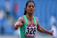 Odisha Government Nominates Sprinter Dutee Chand For Rajiv Gandhi Khel Ratna Award