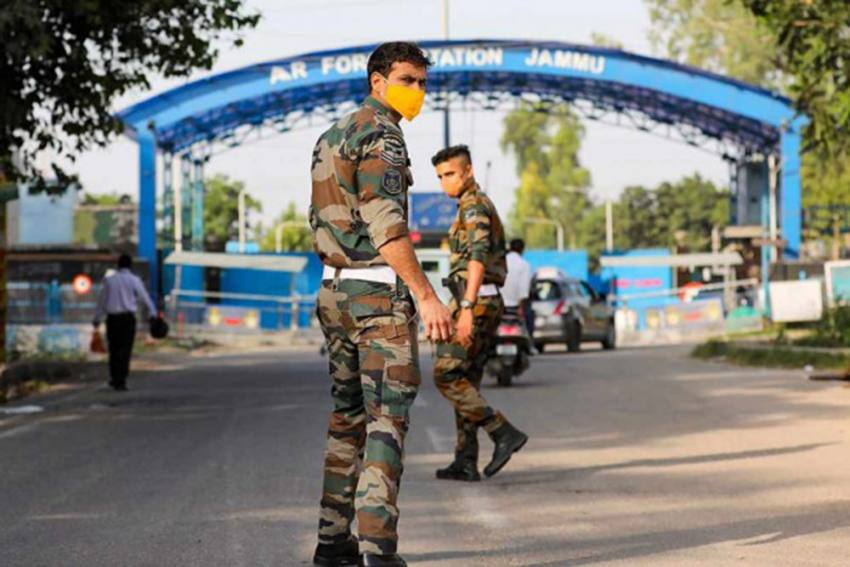 Jammu Attack: Drones May Have Come From Across Border, LeT's Role Suspected, Says DGP