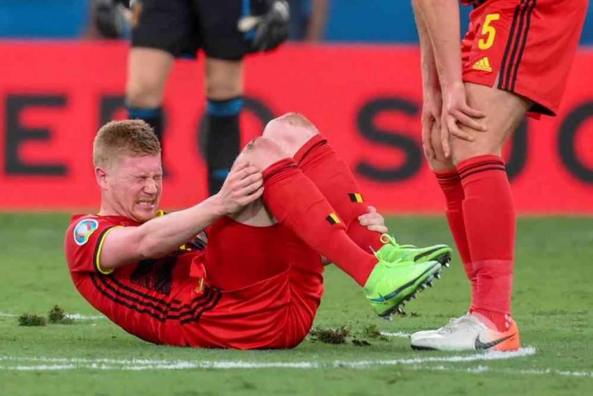 Euro 2020: Kevin De Bruyne, Eden Hazard Doubtful For Quarterfinal Clash Against Italy