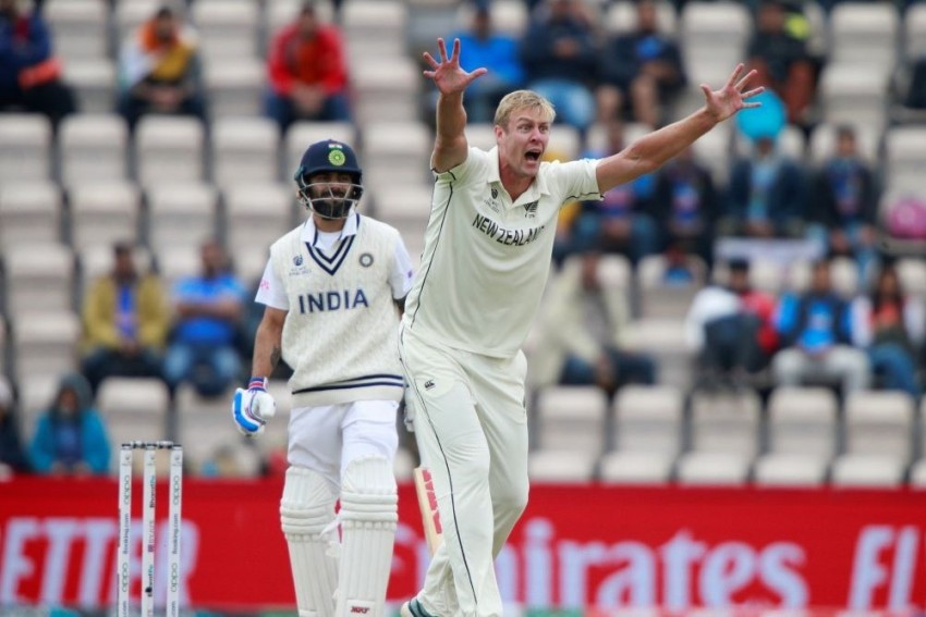 IND vs NZ, WTC Final: Kyle Jamieson Hid In Bathroom To Escape Tension Of Run Chase