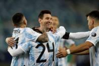 Copa America: Lionel Messi Strikes Help Argentina Beat Bolivia 4-1; Uruguay win