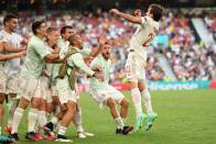 Euro 2020: Alvaro Morata Scores As Spain Beat  Croatia 5-3 In Extra Time