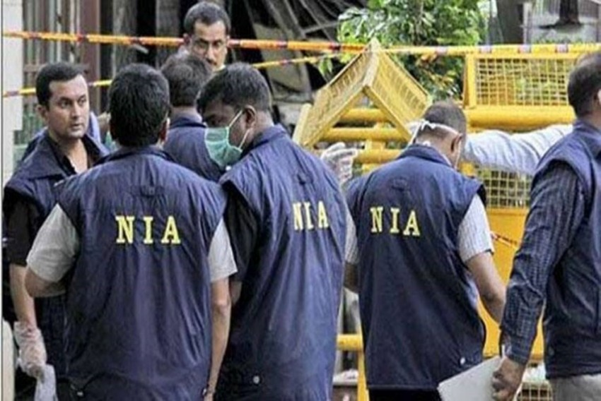 NIA Raids Former MLA's Son's Home In Mangaluru For Suspected ISIS Links