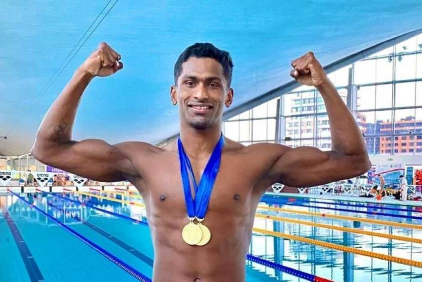 Sajan Prakash: From Struggling To Execute Butterfly Stroke To Achieving 'A'  Cut In 10 Months