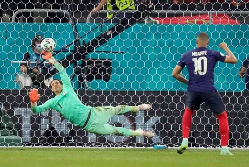 Euro 2020: Switzerland Beat World Champion France 5-4 On Penalties