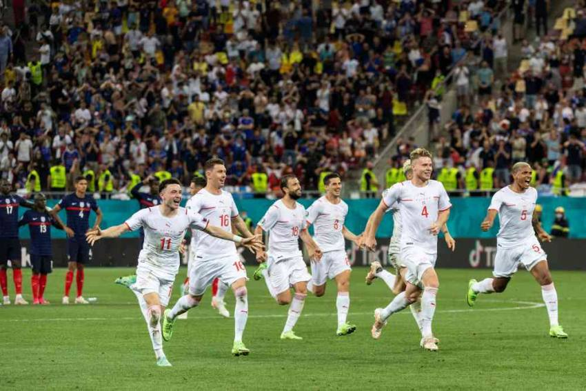 Euro 2020: Switzerland Knock Out France 5-4 On Penalties, Check Key Match Facts