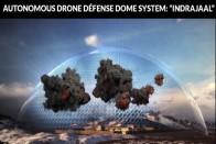 Grene Robotics Develops India's First Autonomous Drone Defence Dome system