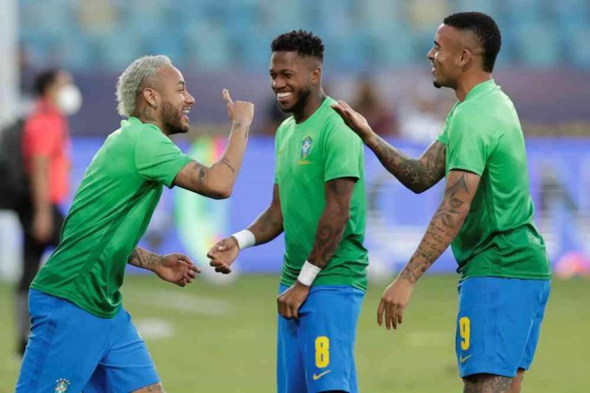 Copa America Bracket Favours Brazil; Argentina In Line To Meet Uruguay