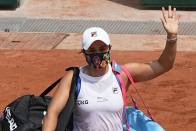 French Open: Top Seed Ashleigh Barty Retires Hurt At Roland Garros