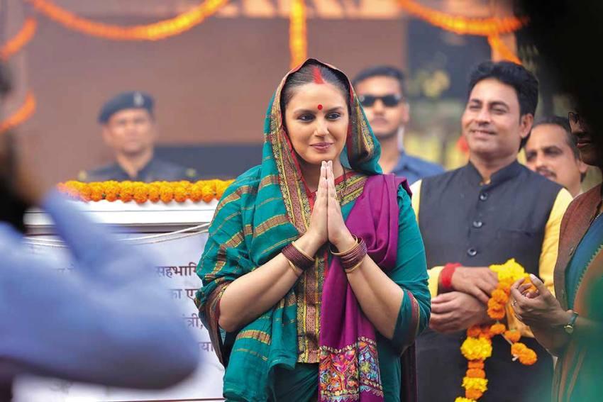 'Rani Bharti Is Fiction, Not Rabri Devi'