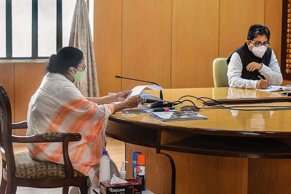 Didi Blows A Cyclone To Delhi