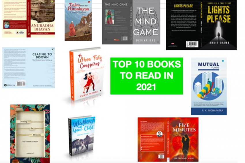 Top 10  Books To Read In 2021