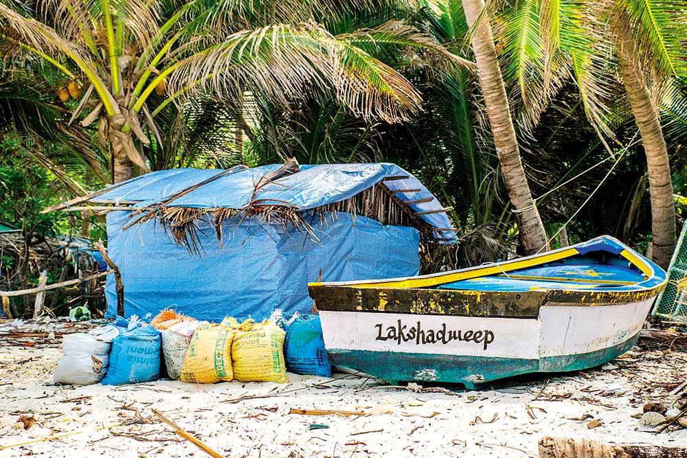 Lakshadweep Isn't Maldives