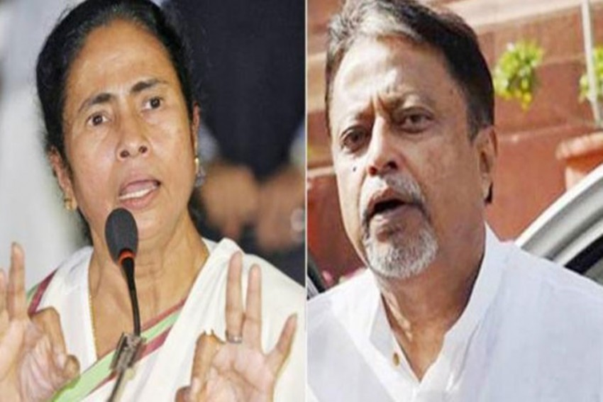 Bengal: BJP-TMC Tug Of War Begins Over 'Silent' Mukul Roy