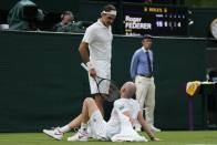 Wimbledon 2021: Slippery Centre Court 'Obviously Terrible' - Roger Federer