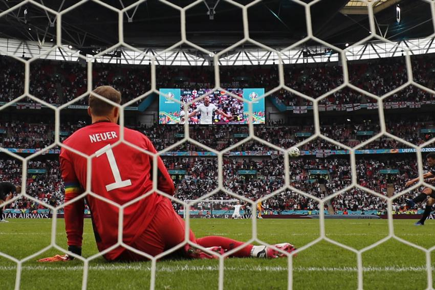 Euro 2020: Raheem Sterling, Harry Kane Goals Sink Germany - Statistical Highlights Of England's 2-0 Win