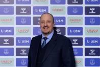 Former Liverpool Boss Rafa Benitez Becomes Everton Manager