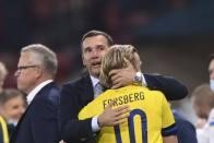 Euro 2020: Ukraine Beat Sweden In Extra-time, Meet England In Quarter-finals