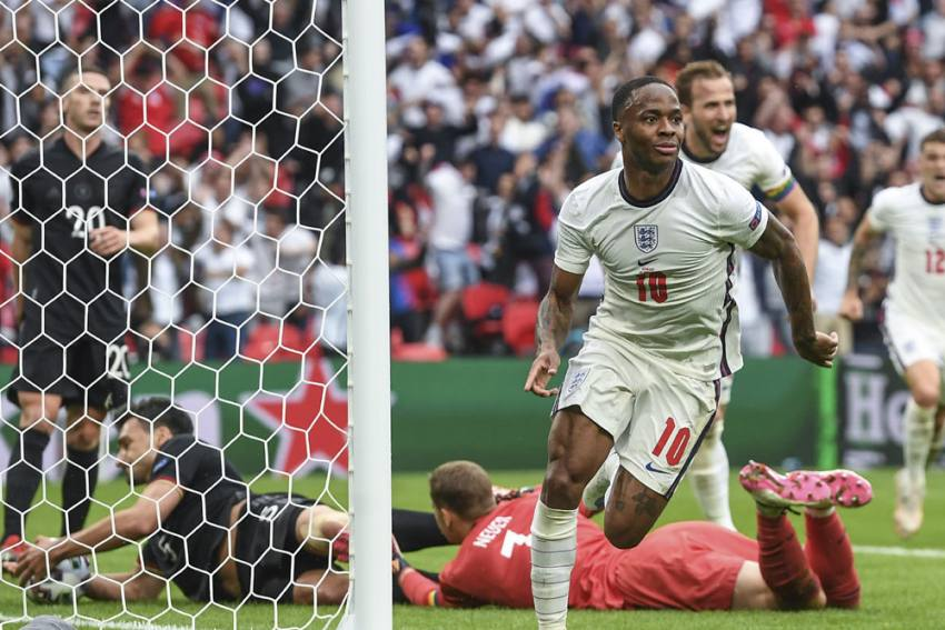 Euro 2020: England End 55-year Wait To Beat Germany In A Knockout Match, Enter Quarterfinals