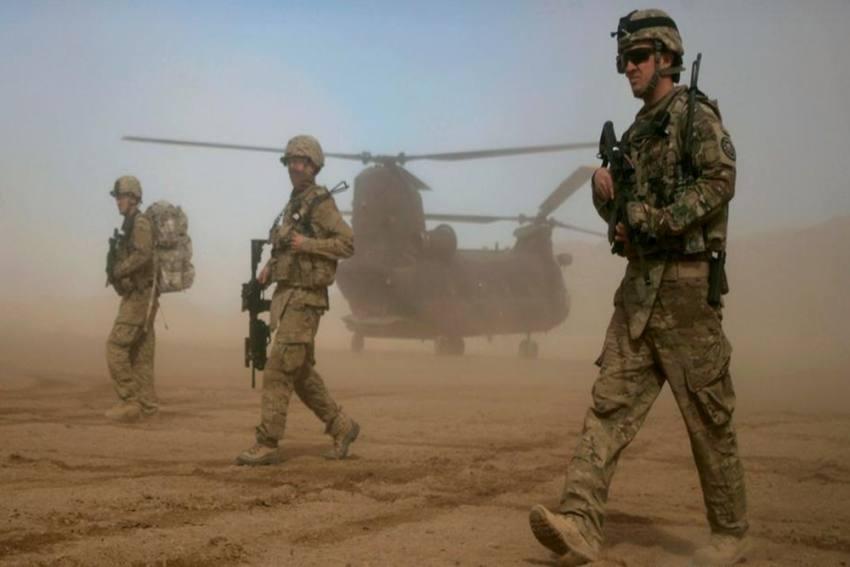 Afghanistan Sitting On A Powder Keg