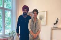 Punjab Congress Crisis: Navjot Singh Sidhu Meets Priyanka Gandhi