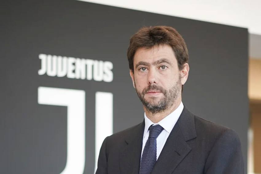 European Super League Was Desperate Cry For Help, Not A Coup: Juventus Chairman Andrea Agnelli