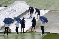 ENG Vs NZ, 1st Test, Day 3: Washout At Lord's As England, New Zealand Frustrated By Rain