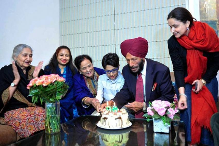 COVID Positive Milkha Singh Stable In ICU; Wife's Condition Deteriorates