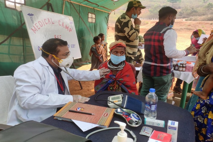 Beating The Odds: How Odisha's Red Corridor Is Undergoing Covid Vaccination