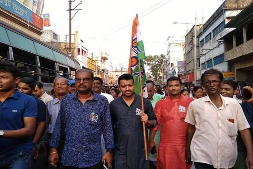 Ghar Wapsi To TMC For Mukul Roy? Son Lavishes Praise On Mamata