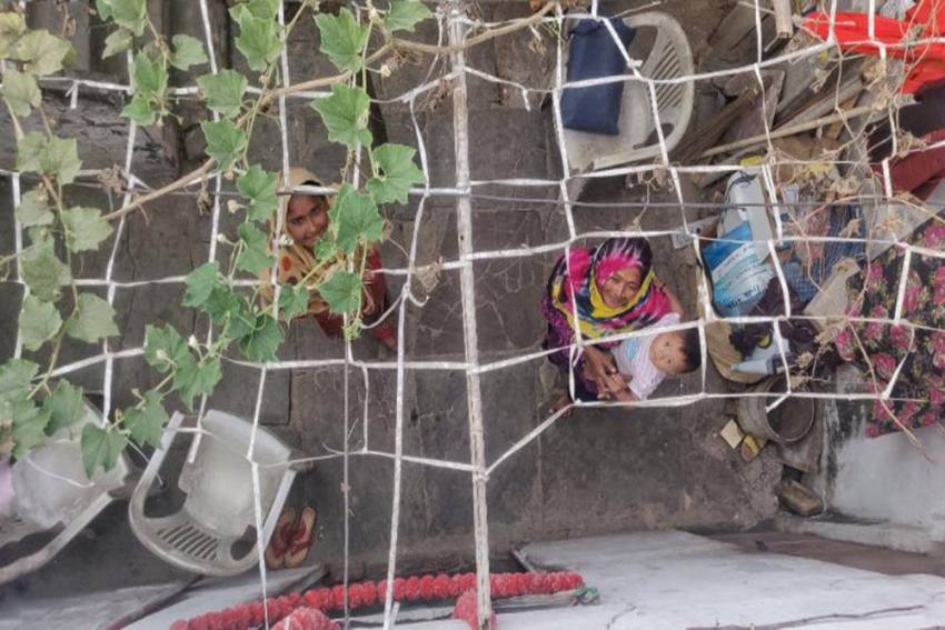 No Work, Vaccine Or Ration: Rohingya Refugees In Jaipur Stare At A Bleak Future