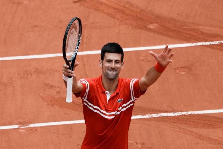 French Open: Novak Djokovic Beats Ricardas Berankis To Reach Fourth Round At Roland Garros