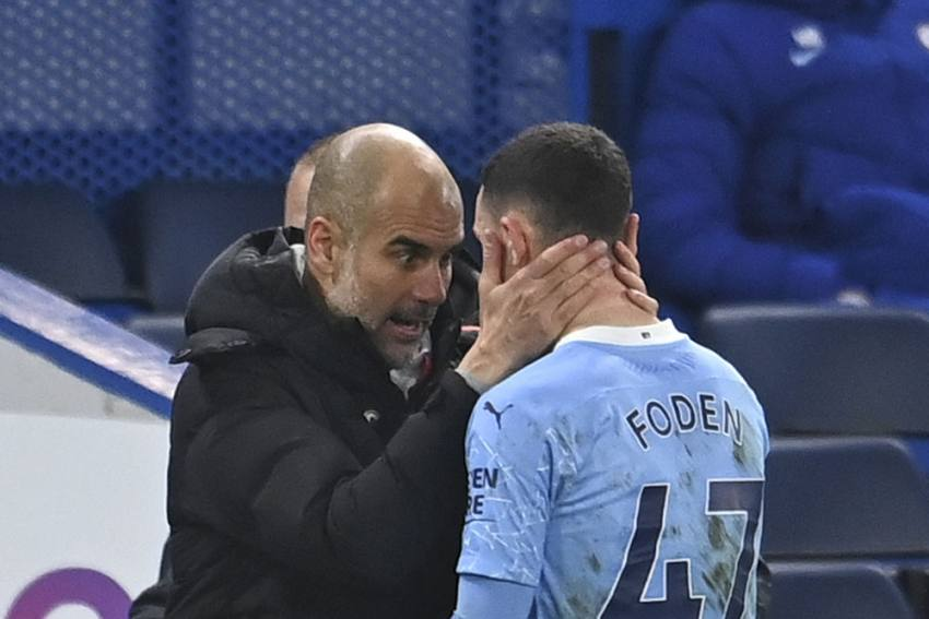 Premier League Awards: Ruben Dias And Phil Foden Honoured As Champions Man City Complete Clean Sweep