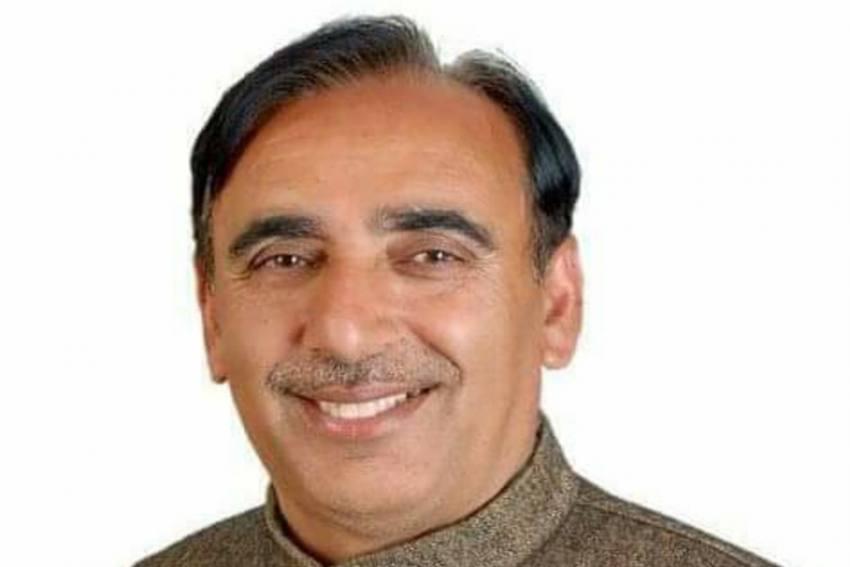 Towering BJP Leader From Himachal's Apple Belt Dies Of Covid