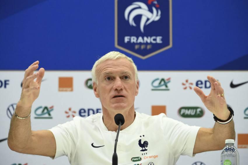 Euro 2020: Didier Deschamps Has No Plans To Leave France Role