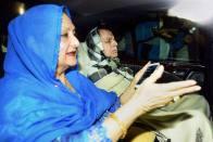 Veteran Bollywood Actor Dilip Kumar Hospitalised In Mumbai