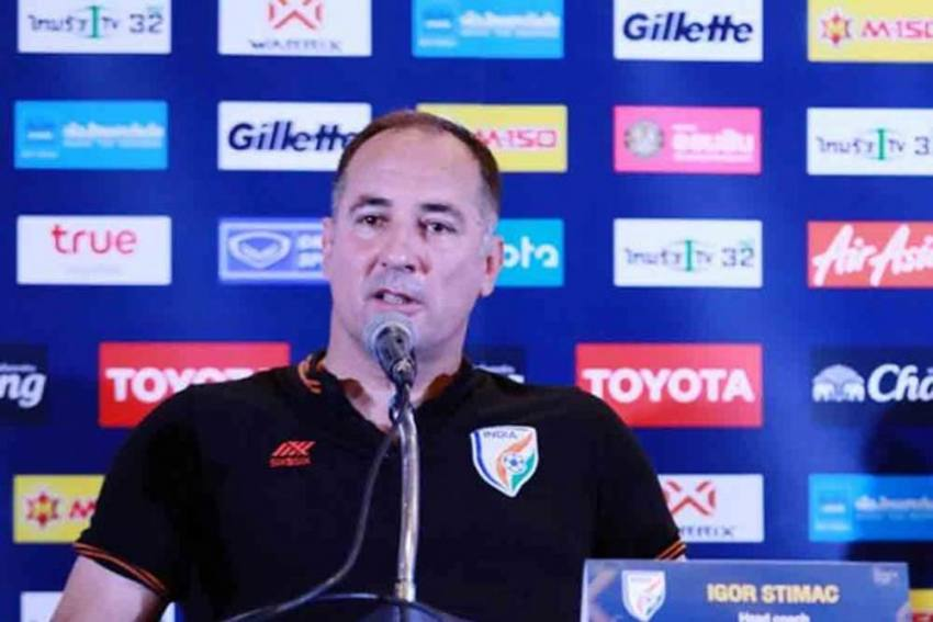 Bangladesh Vs India: Igor Stimac Hints At Different Style Of Play In FIFA World Cup Qualifier