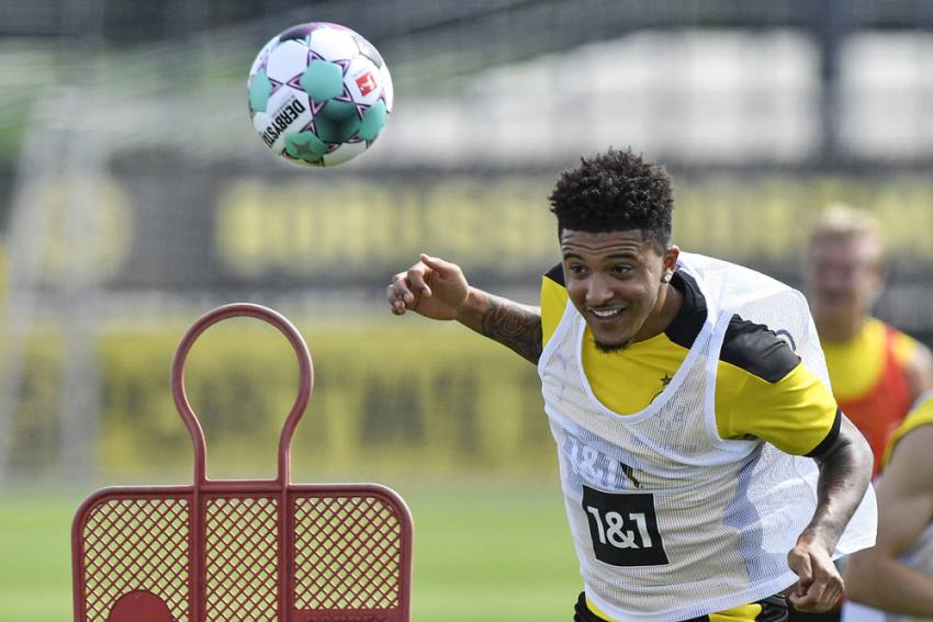 Rumour Has It: Jadon Sancho Agrees Terms On Manchester United Deal