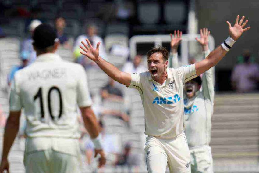 ENG Vs NZ, 1st Test, Day 4: Tim Southee Rocks England But Rory Burns Keeps New Zealand At Bay