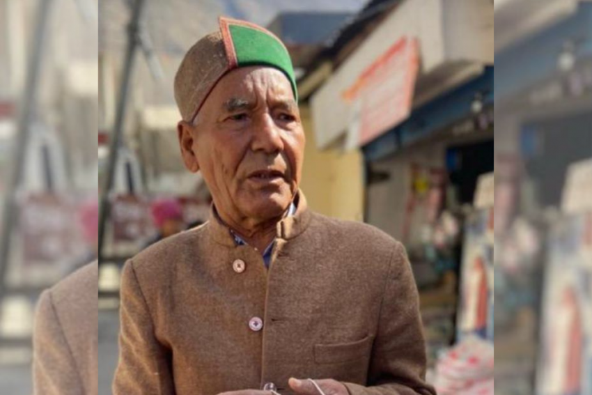 Desert Healer, Environmentalist And Conservationist: Himachal Man Leaves Behind An Evergreen Legacy