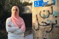 Israel Arrests Palestinian Activist Muna al-Kurd In Sheikh Jarrah