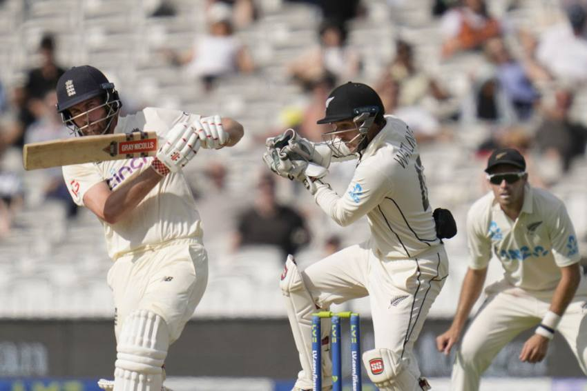 ENG Vs NZ, 1st Test: Dom Sibley Stands Firm A England Dig In For Drab Draw